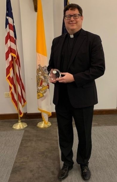 Priest of the Year June 2021