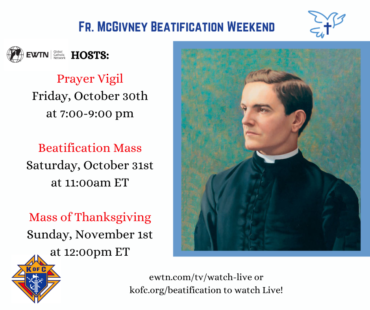 Fr Mc Givney Beatification