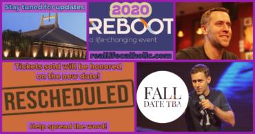 Reboot Rescheduled